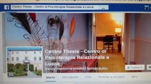 Pagina Facebook Centro Thesis