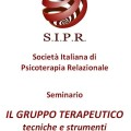 Seminario SIPR Pisa – Crediti ECM – 2 dicembre 2017